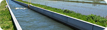Agricultural Water Way