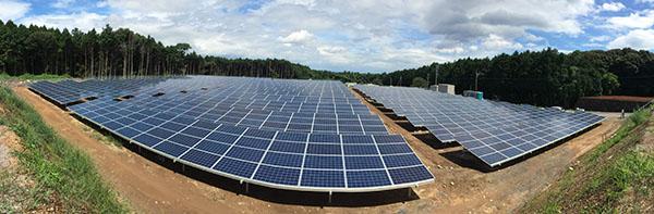イワテック第三ソーラーの発電所、更新しました