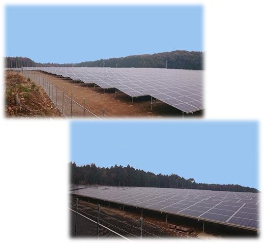 イワテック第三ソーラー発電所のご紹介