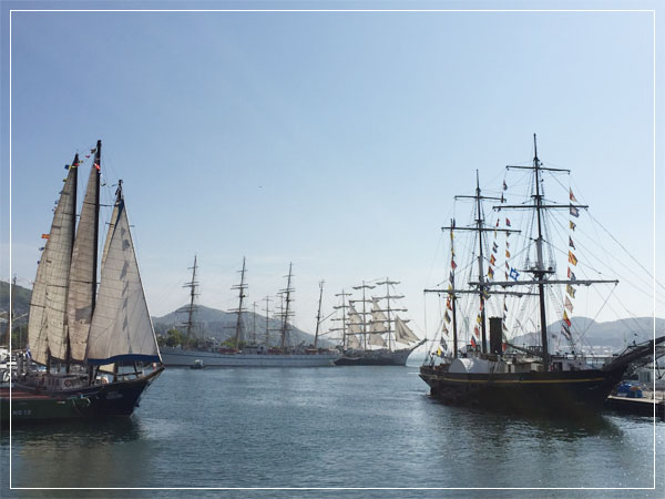 2019帆船まつり1